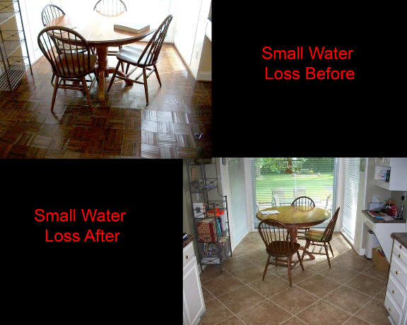 Water Damage, Flood, Flood Damage, Water Restoration